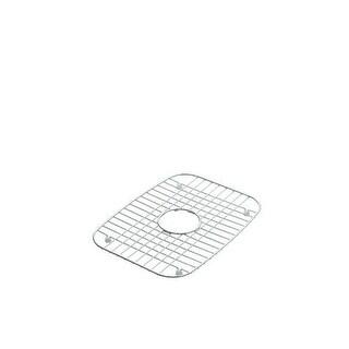 Sterling 11863 Bottom Sink Rack for use with Springdale Undercounter Single Basin Sink or McAllister Double Basin Kitchen Sink