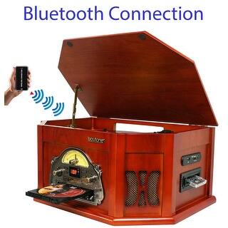 Boytone BT-25CH 8-in-1 Natural Wood Turntable, Bluetooth Connection, AM/FM, CD, Cassette, USB, SD Slot, Remote, MP3 Player|https://ak1.ostkcdn.com/images/products/is/images/direct/94ab49259866dadd49c3d5634d9e243a4ab9c4a2/Boytone-BT-25CH-8-in-1-Natural-Wood-Turntable%2C-Bluetooth-Connection%2C-AM-FM%2C-CD%2C-Cassette%2C-USB%2C-SD-Slot%2C-Remote%2C-MP3-Player.jpg?impolicy=medium