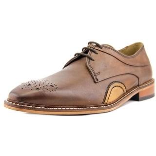 Giorgio Brutini Reddington Men Square Toe Leather Brown Oxford