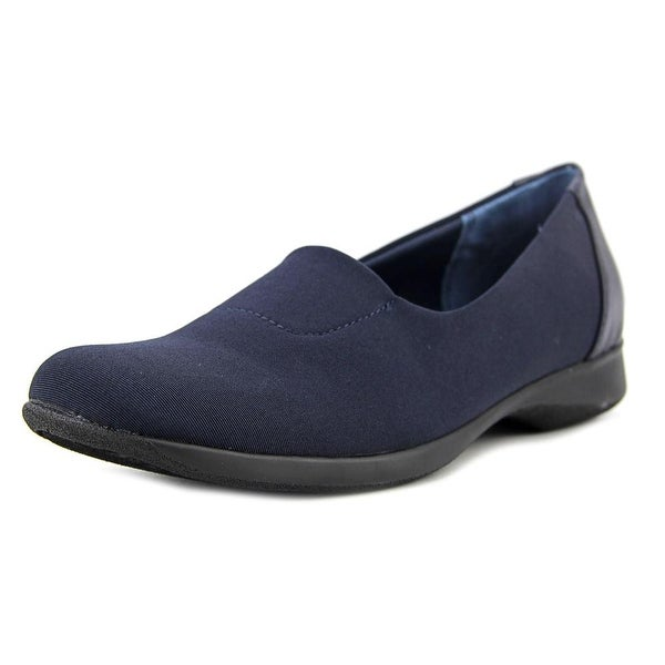 Trotters Jake Round Toe Synthetic Loafer