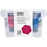- Liquitex Basics Starter Box 16 Pieces