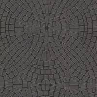 Brewster 2532-20477 Hanley Black Mosaic Tile Wallpaper - hanley black - N/A
