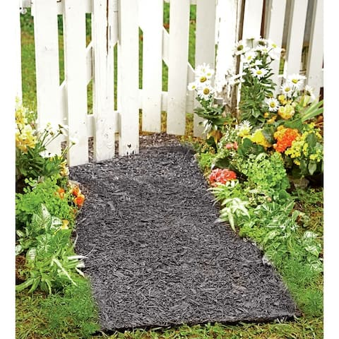 Plow and Hearth Permanent Mulch Pathway