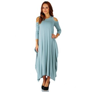 Simply Ravishing Maxi Boho Harem Open Shoulder 3/4 Sleeve Dress (Size: S-5X)|https://ak1.ostkcdn.com/images/products/is/images/direct/94b4ad98d99b3eb7fc286ae29186834cda85ae10/Simply-Ravishing-Maxi-Boho-Harem-Open-Shoulder-3-4-Sleeve-Dress-%28Size%3A-S-5X%29.jpg?_ostk_perf_=percv&impolicy=medium