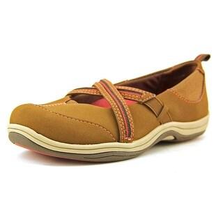 Easy Street Eva Women Round Toe Leather Walking Shoe