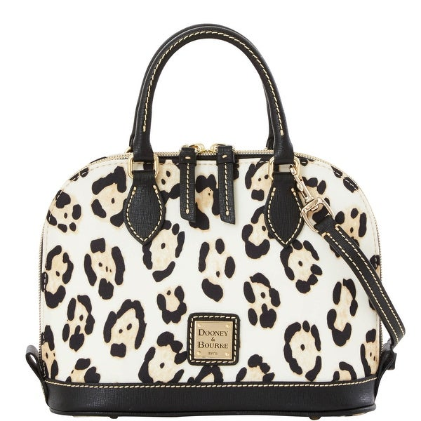 Dooney & Bourke Nylon Bitsy Bag (Introduced by Dooney & Bourke at $178 in Jan 2016) - Leopard