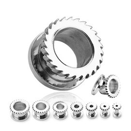 Surgical Steel Saw Blade Screw Tunnel Plug (Sold Individually)