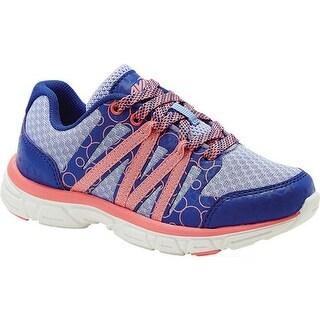 Avia Girls' Avi-Rhea Sneaker Sodalite Blue/Periwinkle/Crayon Pink