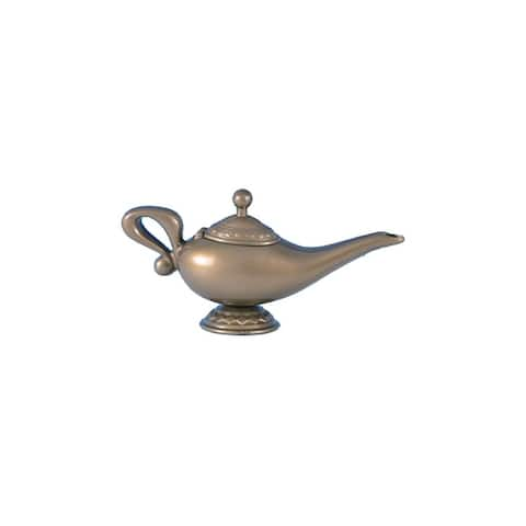 Genie Lamp, Magic Lamp - Gold - One Size Fits Most