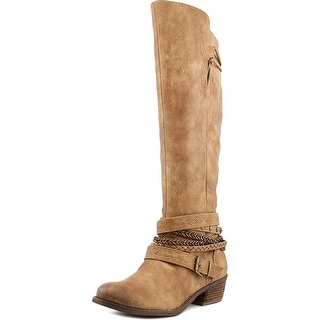 Not Rated Odessa Women  Round Toe Synthetic  Knee High Boot