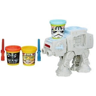 Star Wars Play-Doh AT-AT Attack Can Heads Set - multi