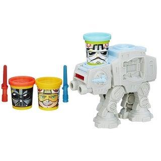 Star Wars Play-Doh AT-AT Attack Can Heads Set