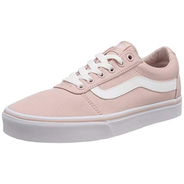 5d7a4c47e8 Shop Vans Women S Ward Canvas Low-Top Sneakers