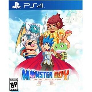 Sega MB-03001-1 Monster Boy Cursed Kingdom PS4