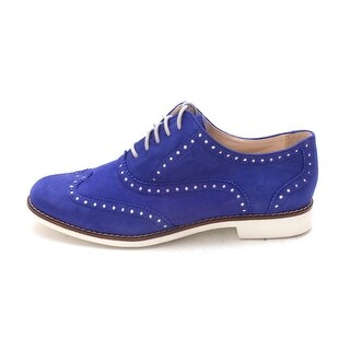 Cole Haan Womens Gramercy Oxford Closed Toe Oxfords - 6