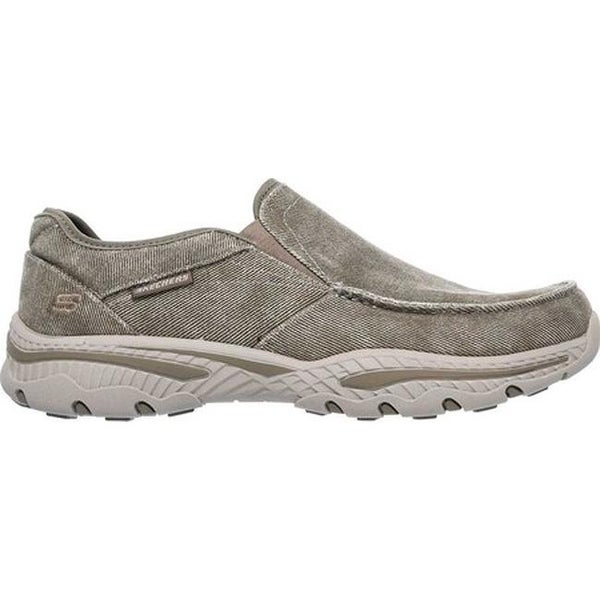 Relaxed Fit Creston Moseco Loafer Taupe