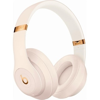 Beats Studio3 Wireless Over-Ear Headphones Gold/Pink