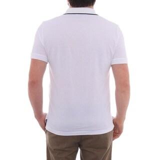 Versace Short Sleeve Polo Men Regular Polo Shirt