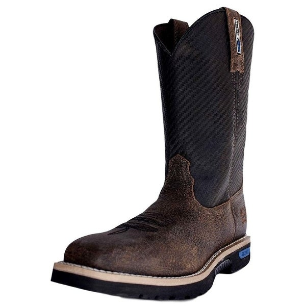 Cinch Work Boots Mens WRX Master Workman Legend Outcast Brown