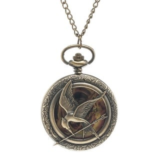 Hunger Games Mockingjay Watch Necklace