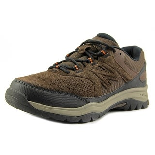 New Balance W769 2E Round Toe Suede Walking Shoe
