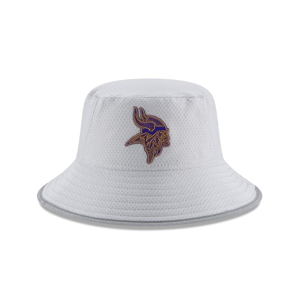 Shop Minnesota Vikings 2018 On-Field Training Camp Bucket Hat - Free  Shipping On Orders Over  45 - Overstock.com - 22302762 d2a405a6ac8