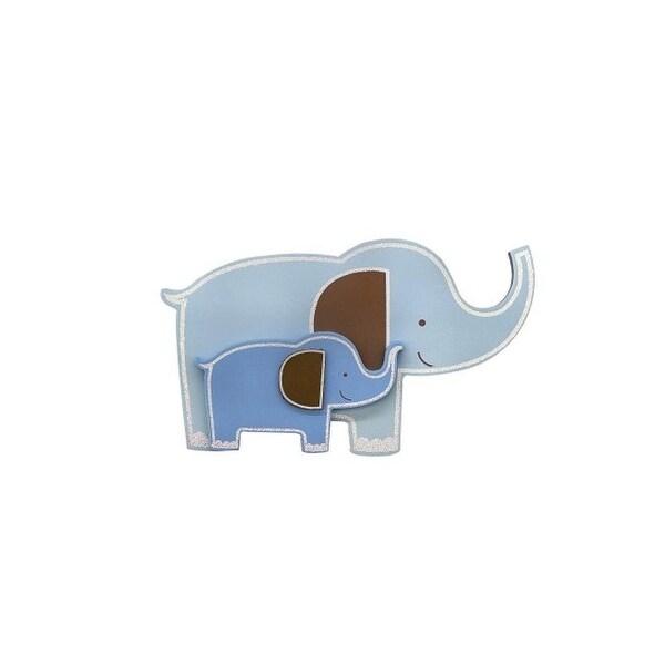 "Babies""R""Us Elephant Wall Decor Wooden Nursery"