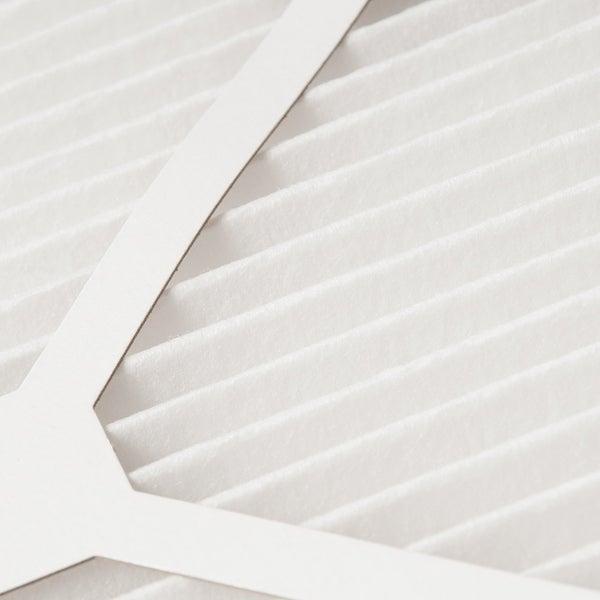 Nordic Pure 20x20x1 MERV 12 Tru Mini Pleat AC Furnace Air Filters 3 Pack
