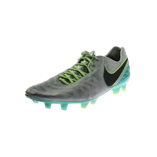 Nike Mens Tiempo Soccer Shoes Leather Cleats