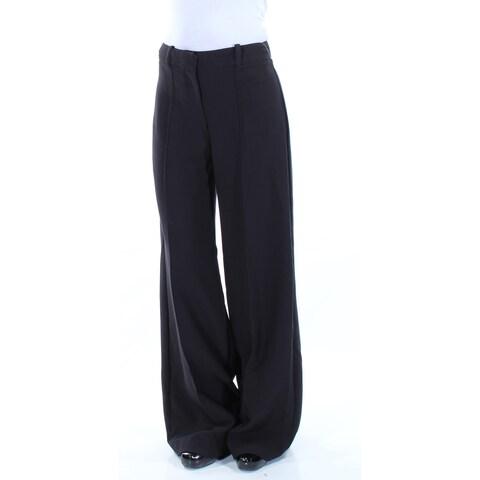 RACHEL ROY Womens Black Wear To Work Pants Size: Size 0