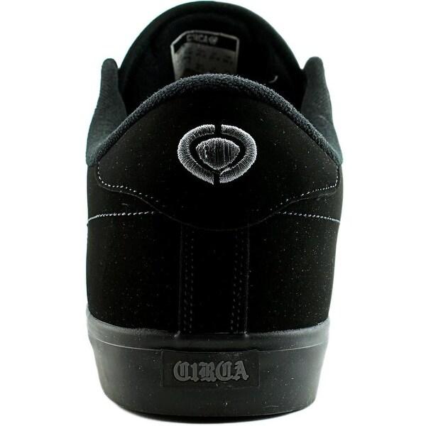 Shop C1rca AL 50 Men Round Toe Synthetic Black Skate Shoe