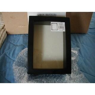 Shadowbox Frame 5x7 Black