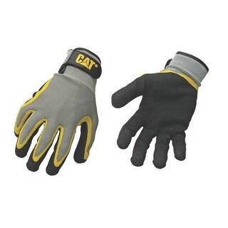 Cat CAT017415J Men's Latex Coated Palm Glove, Jumbo