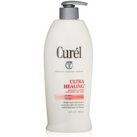 Curel Ultra Healing Lotion For Extra Dry Skin 13 oz