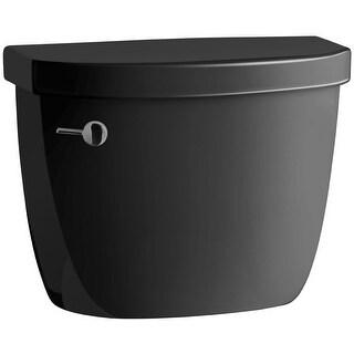 Kohler K-4167  Cimarron 1.6 GPF Toilet Tank Only with AquaPiston Technology