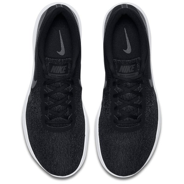 16b4c170ea97 Shop Nike Men s Flex Contact Lightweight Running Shoe (Black Grey ...