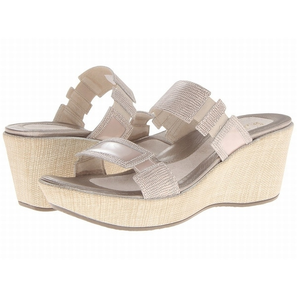 Naot NEW Beige Shoes Size 11M Platforms & Wedges Open-Toe Heels