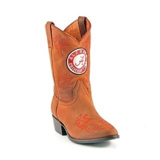 Gameday Boots Girls College Team Crimson Tide Alabama Honey AL-G035-1