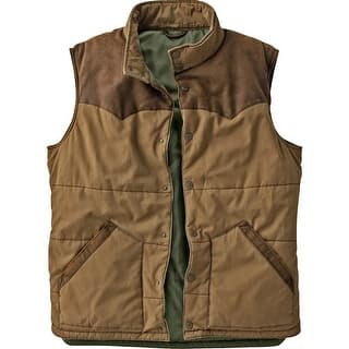 Legendary Whitetails Men's Longhorn Ranchers Vest - Nutmeg|https://ak1.ostkcdn.com/images/products/is/images/direct/94d744d02b96138a93737a3e5f117d97bd619a76/Legendary-Whitetails-Men%27s-Longhorn-Ranchers-Vest.jpg?impolicy=medium