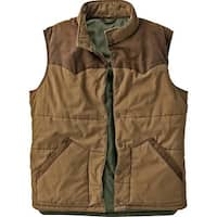 Legendary Whitetails Men's Longhorn Ranchers Vest - Nutmeg