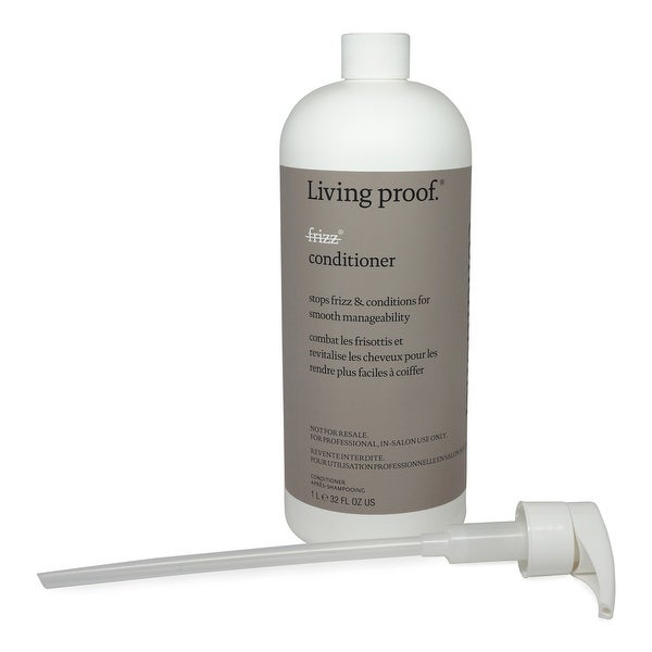 Living Proof No Frizz Conditioner 33.8 Oz / 32Oz