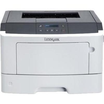 Lexmark Ms417dn Compact Laser Printer, Monochrome, Networking, Duplex Printing
