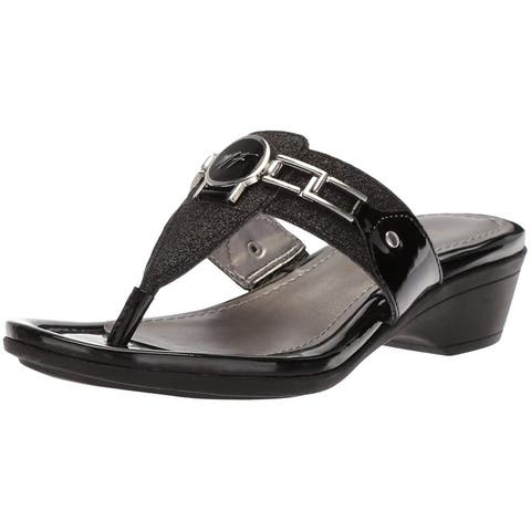 43bfc84f936 Buy MARC FISHER Women's Sandals Online at Overstock   Our Best ...