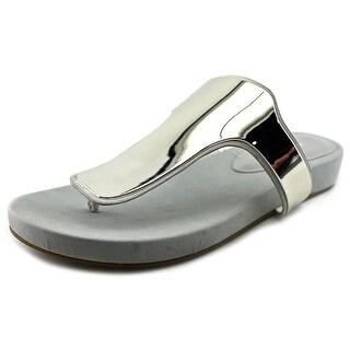 BCBGeneration Triumph Open Toe Leather Sandals