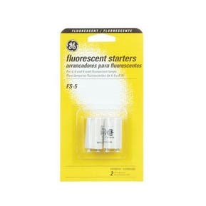 GE 64821 Fluorescent Starter, 4-6-8 Watt https://ak1.ostkcdn.com/images/products/is/images/direct/94de2345106dc43c34b1c847b5f5812636ca5944/GE-64821-Fluorescent-Starter%2C-4-6-8-Watt.jpg?impolicy=medium