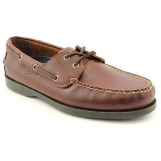 Dockers Castaway Moc Toe Leather Boat Shoe