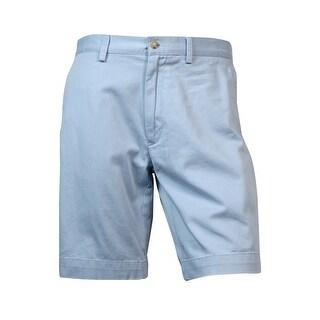 Polo Ralph Lauren Men's Classic Fit Chino Shorts (33, Soft Sky)