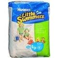 HUGGIES Little Swimmers Small 16-26 LBS 12 Each [8 packs per case] - Thumbnail 0