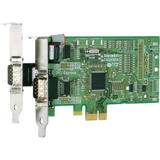 Brainboxes PX-101 Brainboxes PX-101 2-port PCI Express Serial Adapter - PCI Express|https://ak1.ostkcdn.com/images/products/is/images/direct/94e1d4dae559004e350659b171f1a5471150c79e/Brainboxes-PX-101-Brainboxes-PX-101-2-port-PCI-Express-Serial-Adapter---PCI-Express.jpg?impolicy=medium
