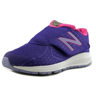 New Balance KVRUS Round Toe Synthetic Running Shoe (Option: 10.5)